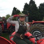 Dad's Army Tractor Run