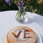 VE Day Cake by Hetty